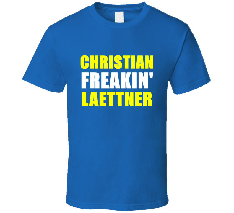 Christian Laettner Freakin Basketball Sports Golden State California T Shirt