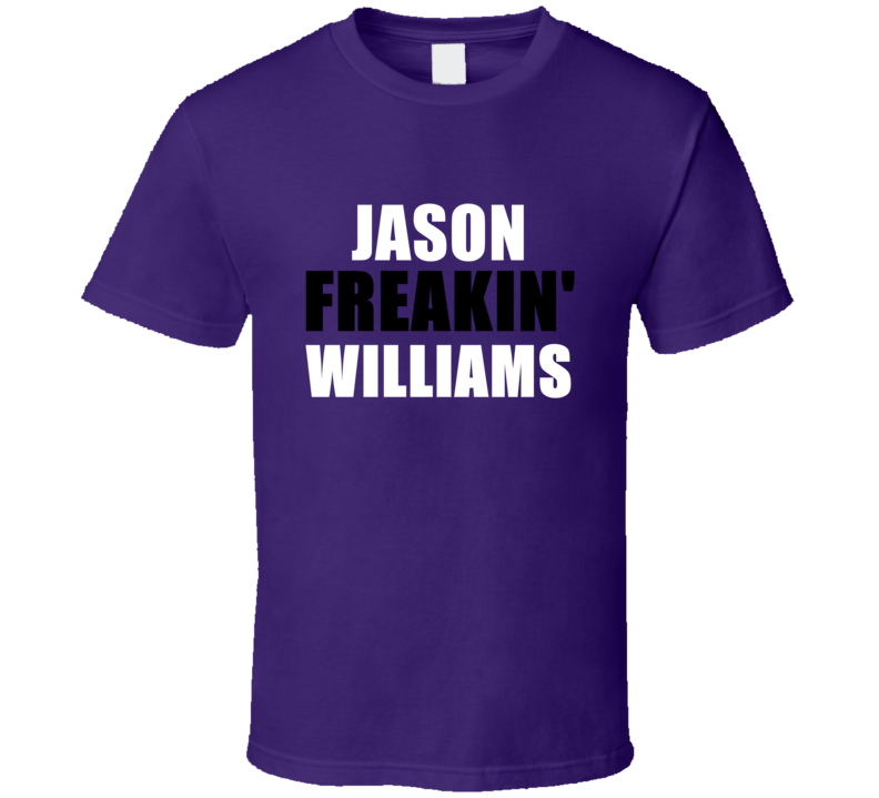 Jason Williams Freakin Sacramento Basketball Sports California T Shirt