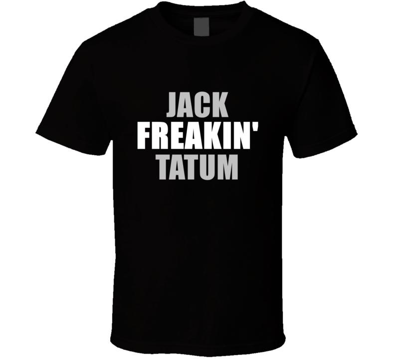 Jack Tatum Freakin Football Oakland Los Angeles Sports California T Shirt