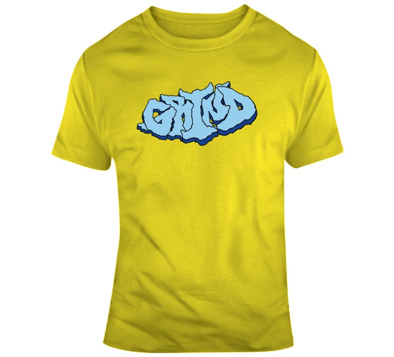 Grind- Rock Outline T Shirt