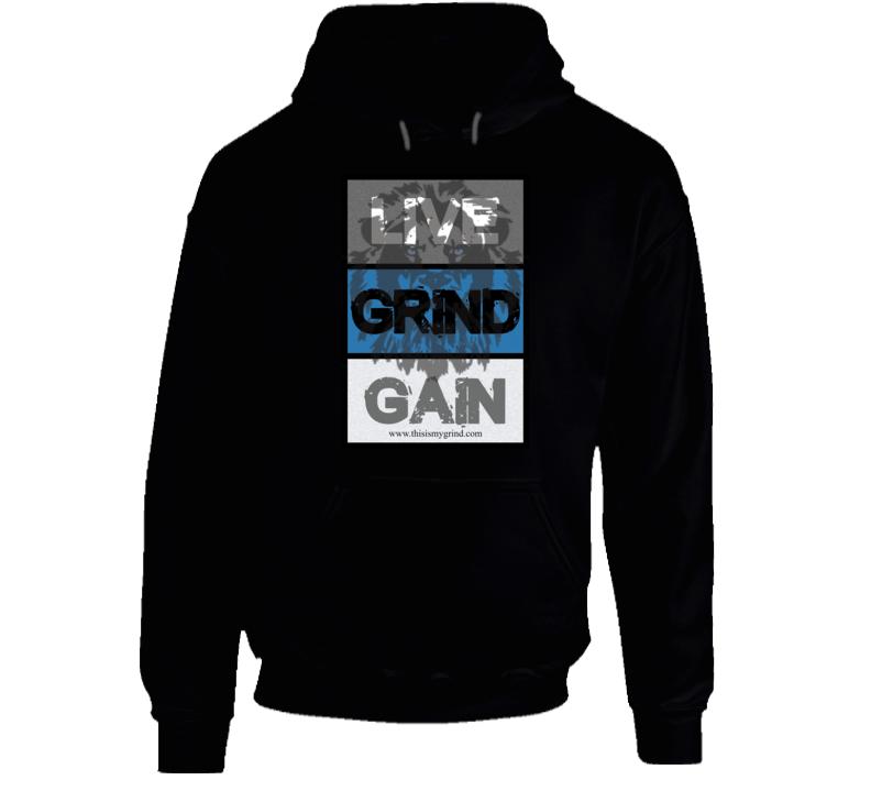Live Grind Gain Hoodie