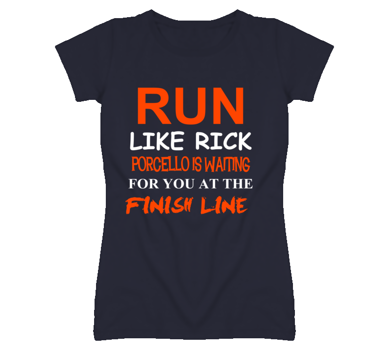 Rick Porcello Detroit Michigan Baseball Run Inspiration T shirt