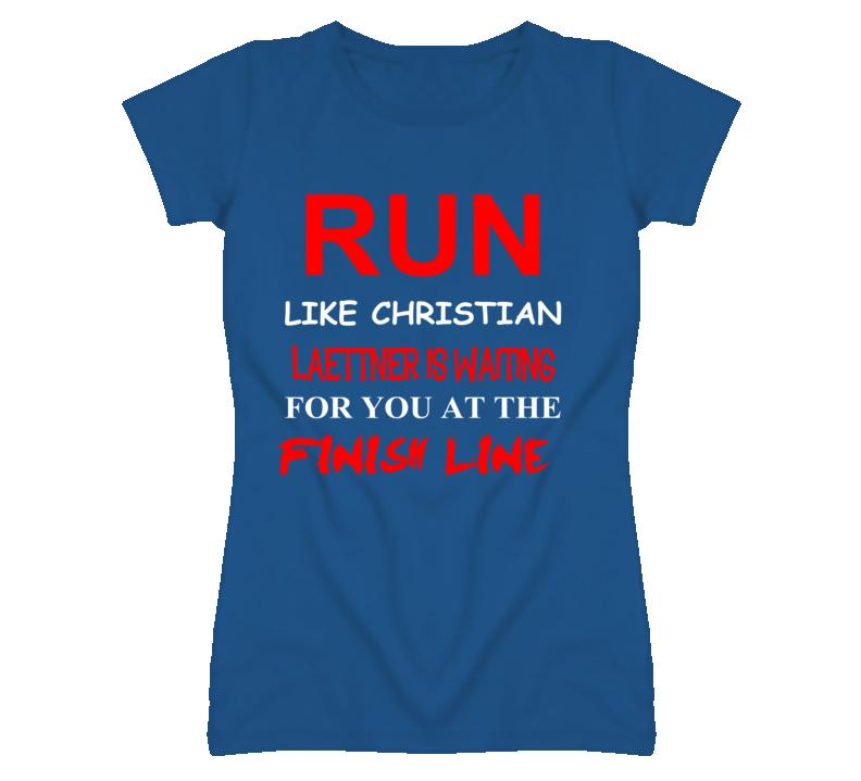 Christian Laettner Detroit Michigan Run Inspiration T shirt