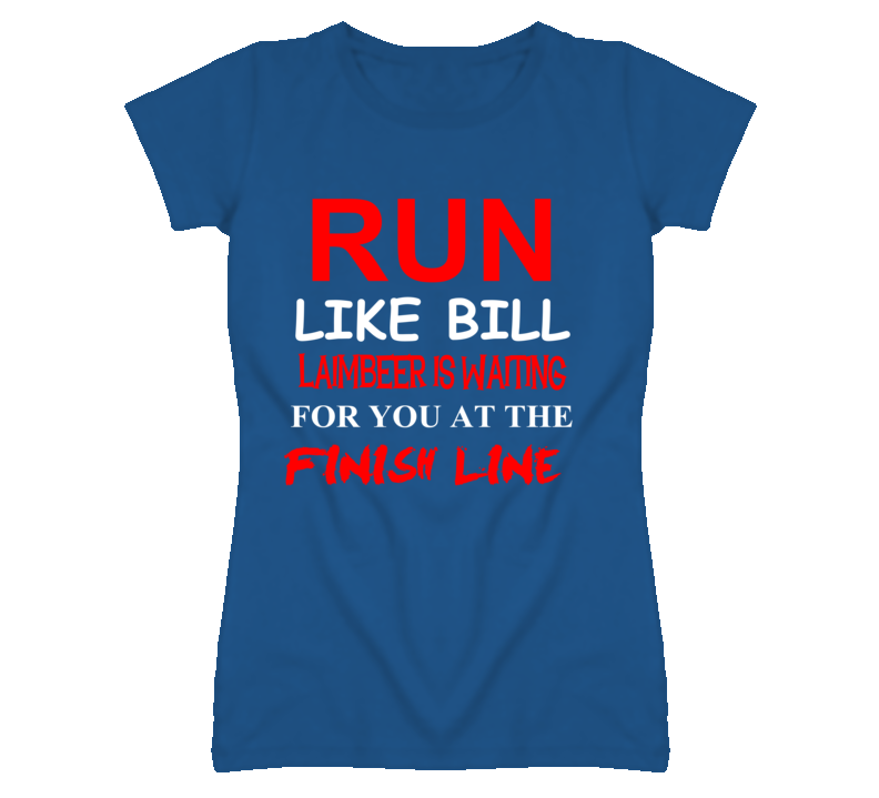 Bill Laimbeer Detroit Michigan Run Inspiration T shirt