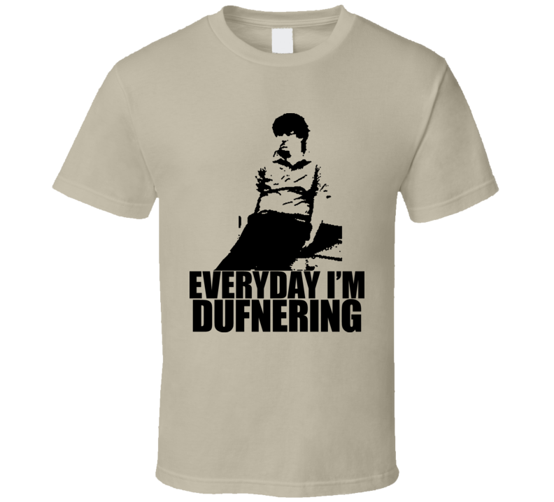Jason Dufner Everyday Im Dufnering Golf T Shirt
