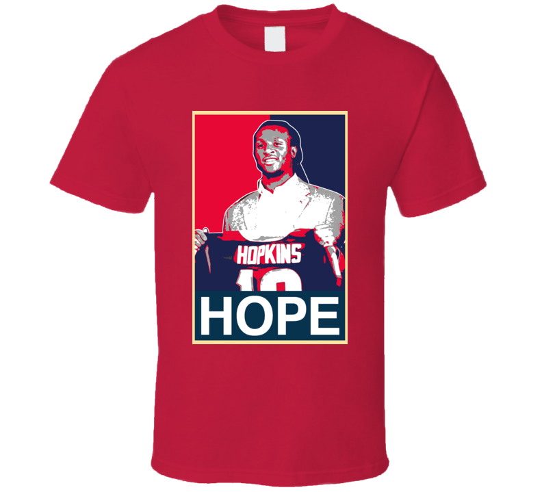 DeAndre Hopkins Hope Houston Football T Shirt