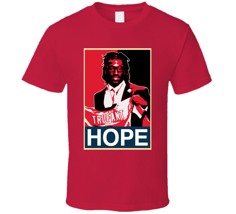 Desmond Trufant Hope Atlanta Football T Shirt