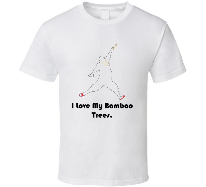 DJ Khaled I Love My Bamboo Trees Quote T Shirt