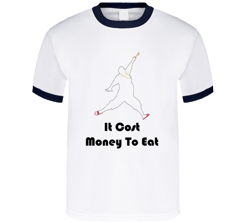 DJ Khaled It Cost Money To Eat Quote T Shirt
