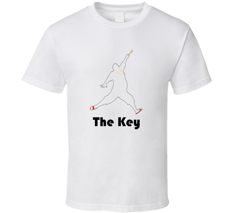 DJ Khaled The Key Quote T Shirt