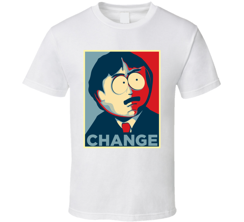 South Park Randy Marsh Change Tv Show T Shirt