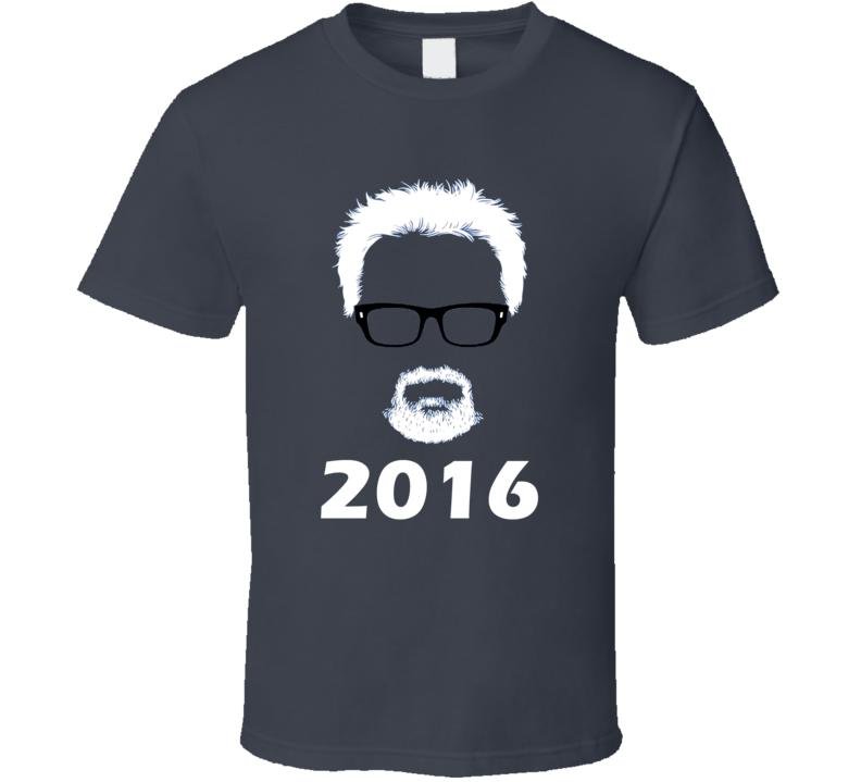 Joe Maddon Fly The W 2016 Chicago Baseball T Shirt