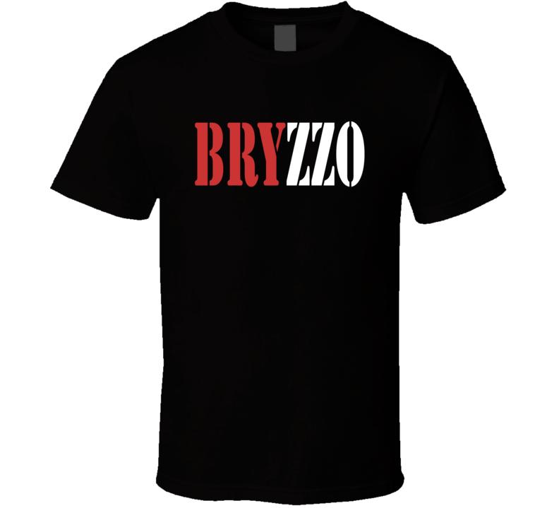 Kris Bryant Anthony Rizzo BRYZZO Chicago Baseball T Shirt