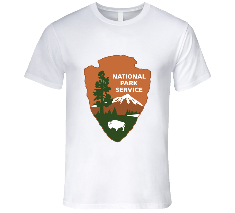National Park Service Tshirt #Resistance