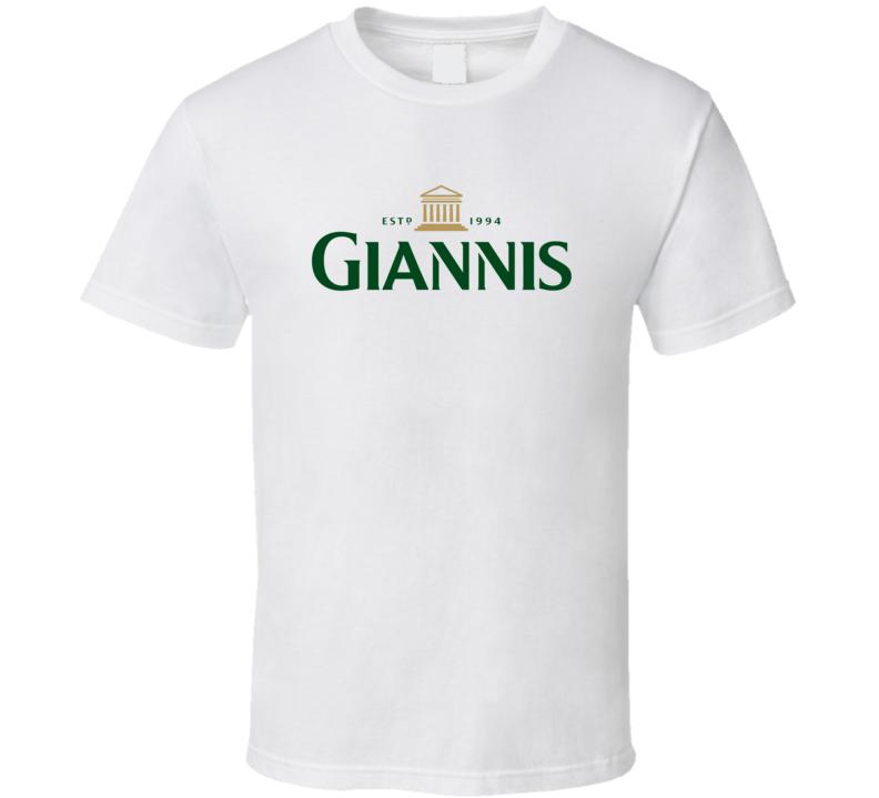 Giannis Antetokounmpo Greek Freak Est 1994 Milwaukee Basketball T Shirt