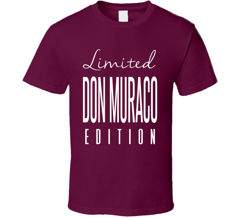 Don Muraco Limited Edition Classic Wrestling T Shirt
