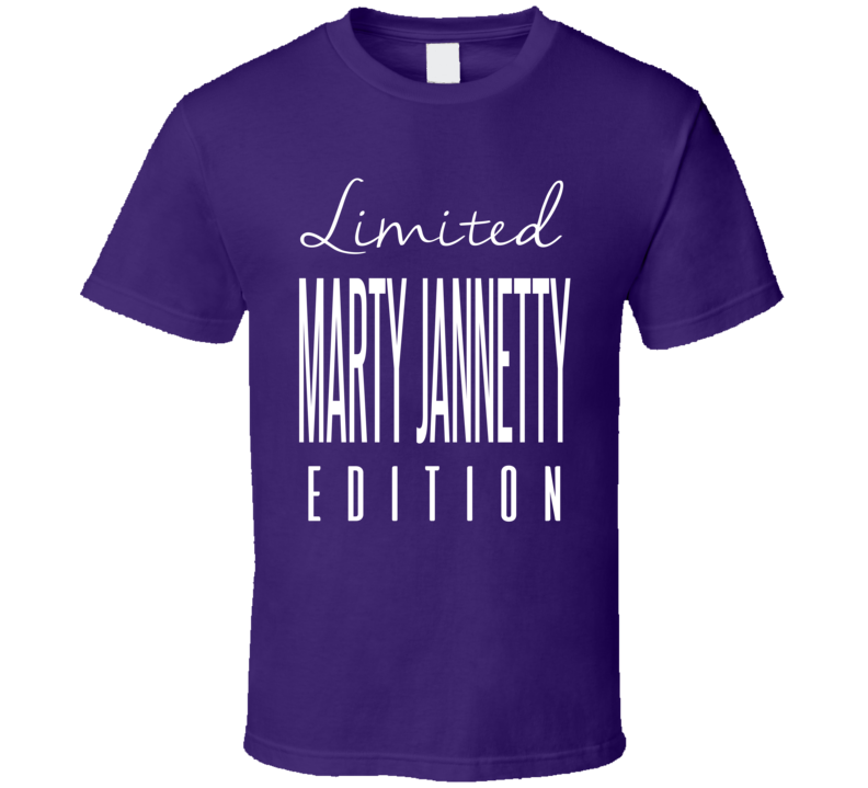 Marty Jannetty Limited Edition Classic Wrestling T Shirt