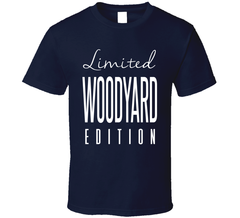 Wesley Woodyard Limited Edition Tennessee Football T Shirt