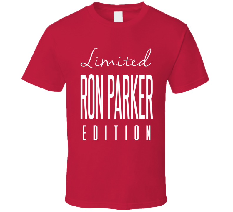 Ron Parker Limited Edition Kansas City Football T Shirt