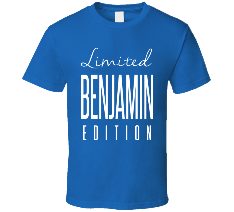 Kelvin Benjamin Limited Edition Buffalo Football T Shirt