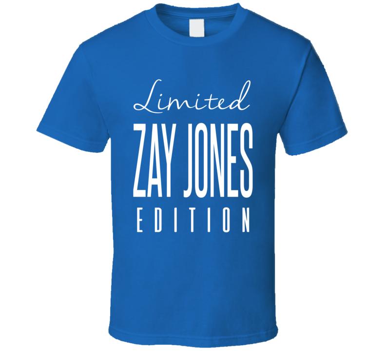 Zay Jones Limited Edition Buffalo Football T Shirt