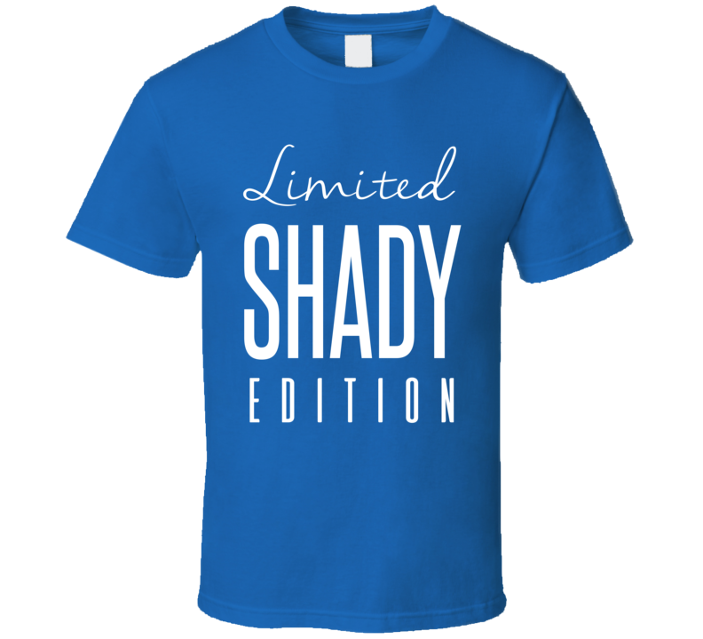 LeSean McCoy Shady Limited Edition Buffalo Football T Shirt