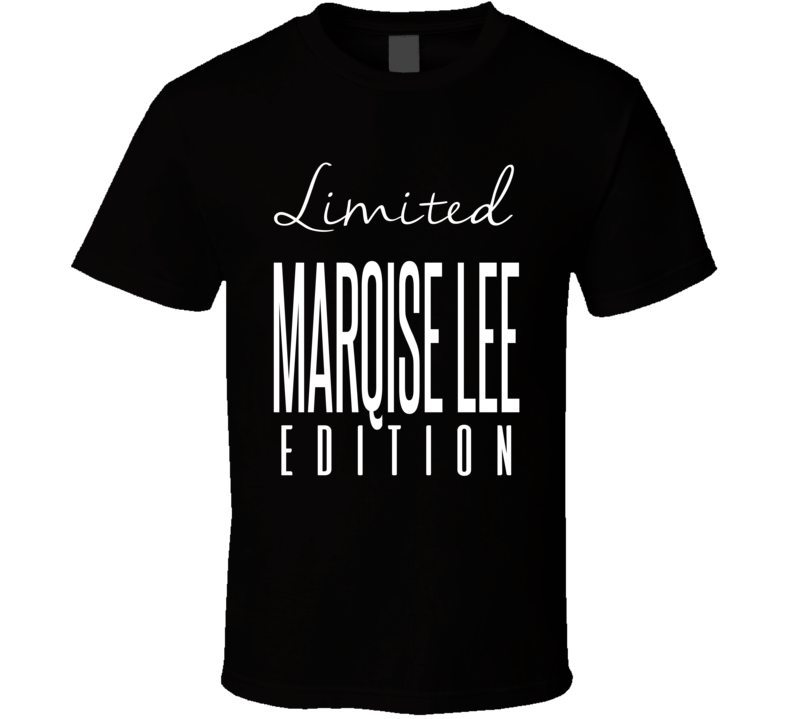 Marqise Lee Limited Edition Jacksonville Football T Shirt