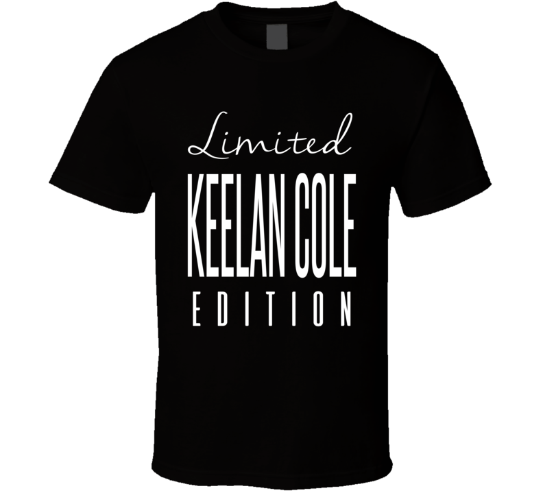 Keelan Cole Limited Edition Jacksonville Football T Shirt