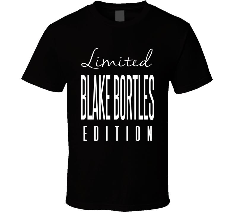 Blake Bortles Limited Edition Jacksonville Football T Shirt