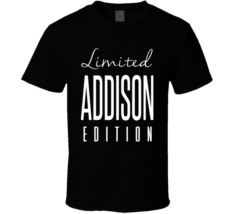 Mario Addison Limited Edition Carolina Football T Shirt