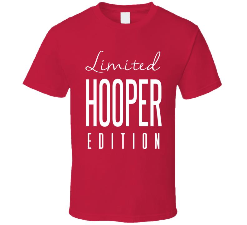 Austin Hooper Limited Edition Atlanta Football T Shirt
