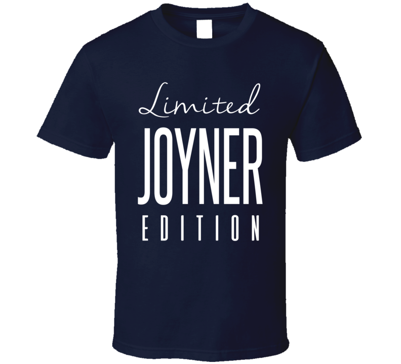 Lamarcus Joyner Limited Edition Los Angeles Football T Shirt