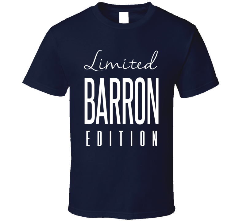 Mark Barron Limited Edition Los Angeles Football T Shirt