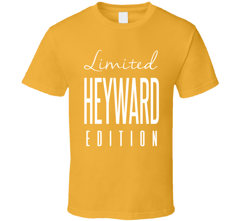Cameron Heyward Limited Edition Pittsburgh Football T Shirt