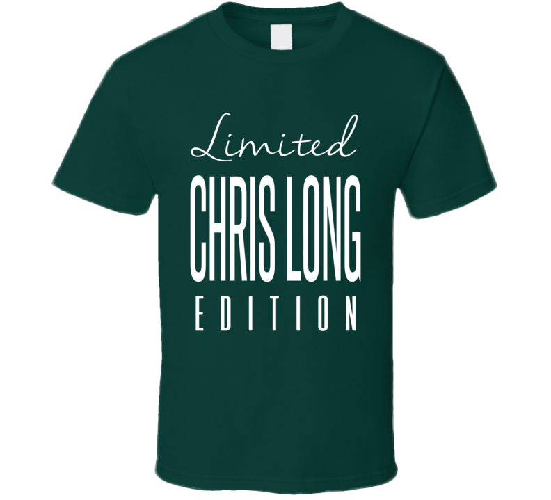 Chris Long Limited Edition Philadelphia Football T Shirt