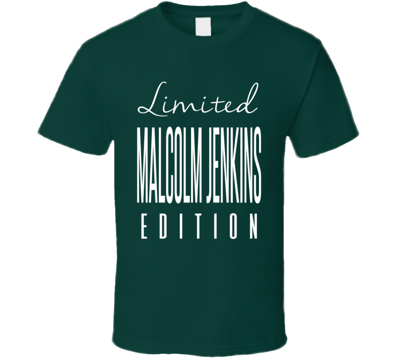 Malcolm Jenkins Limited Edition Philadelphia Football T Shirt