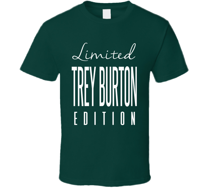 Trey Burton Limited Edition Philadelphia Football T Shirt