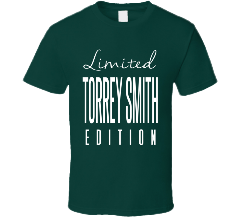 Torrey Smith Limited Edition Philadelphia Football T Shirt