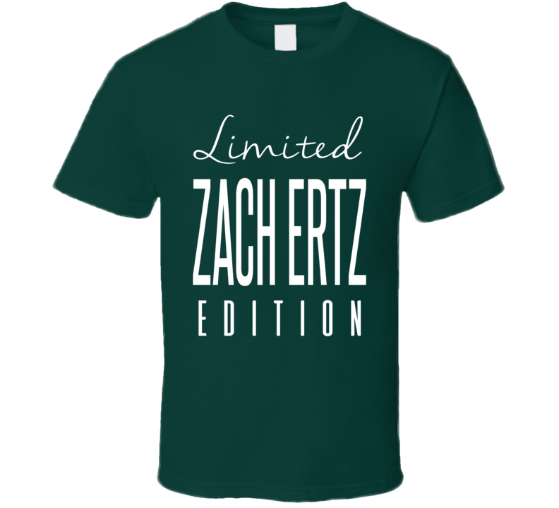 Zach Ertz Limited Edition Philadelphia Football T Shirt