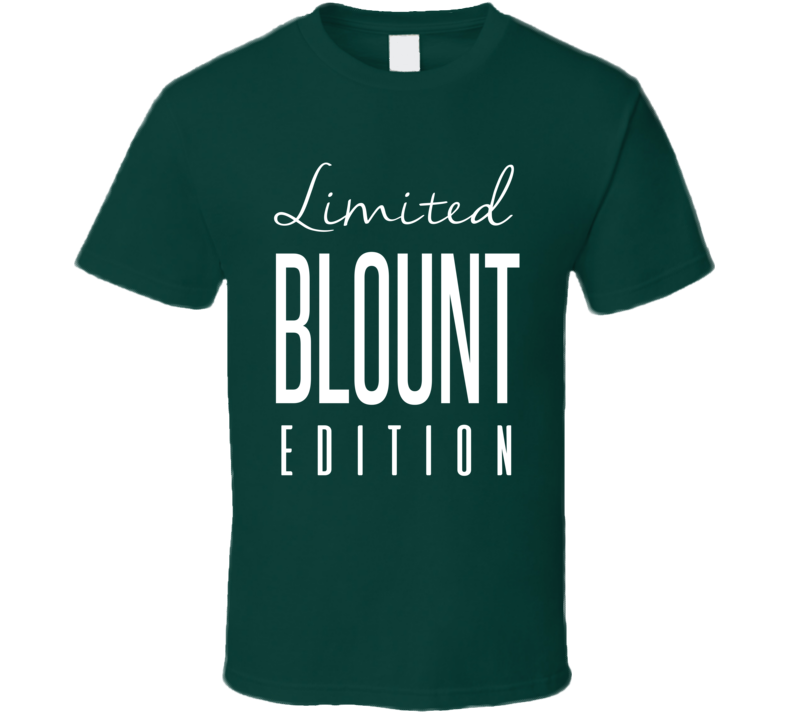 LeGarrette Blount Limited Edition Philadelphia Football T Shirt