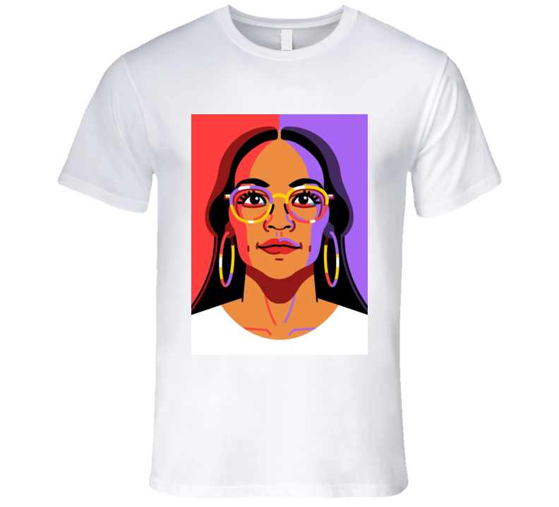 Alexandria Ocasio-cortez @aoc Hope Tshirt