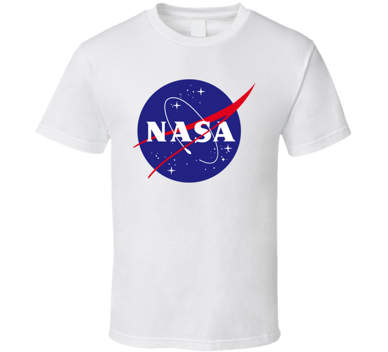 NASA Space Program Science Retro T Shirt