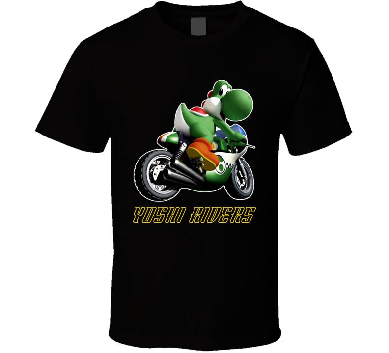 Yoshi Riders T Shirt