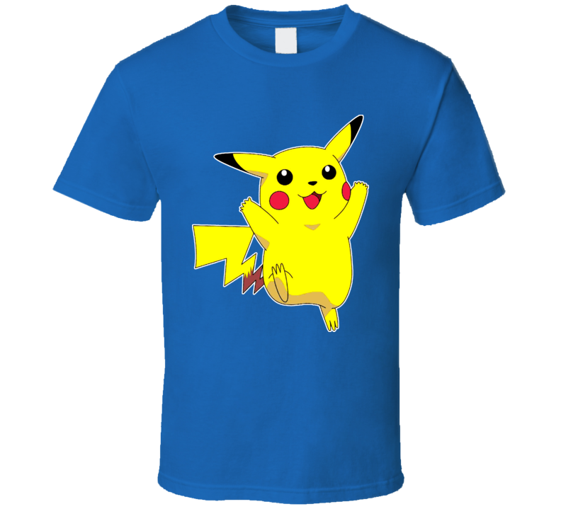 Pikachu T Shirt