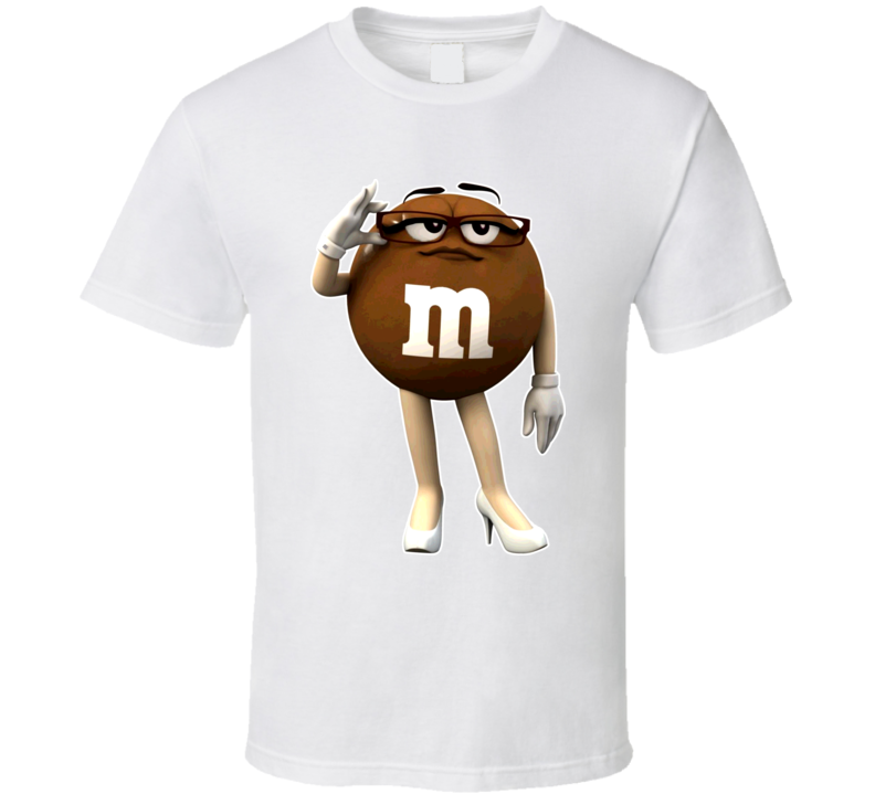 MM Candy Meet Ms Brown Sexy And You Know It T Shirt