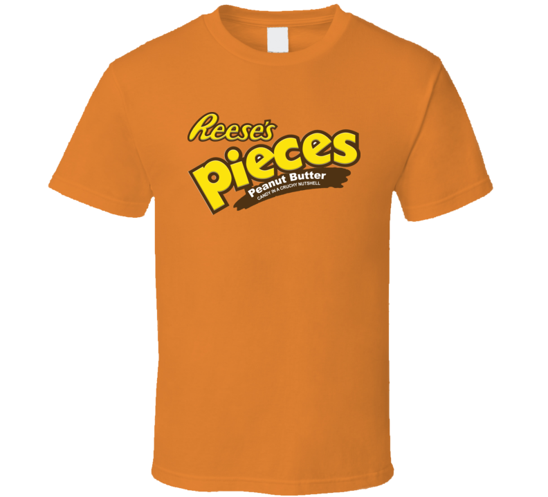 Reeses Pieces Candy T Shirt