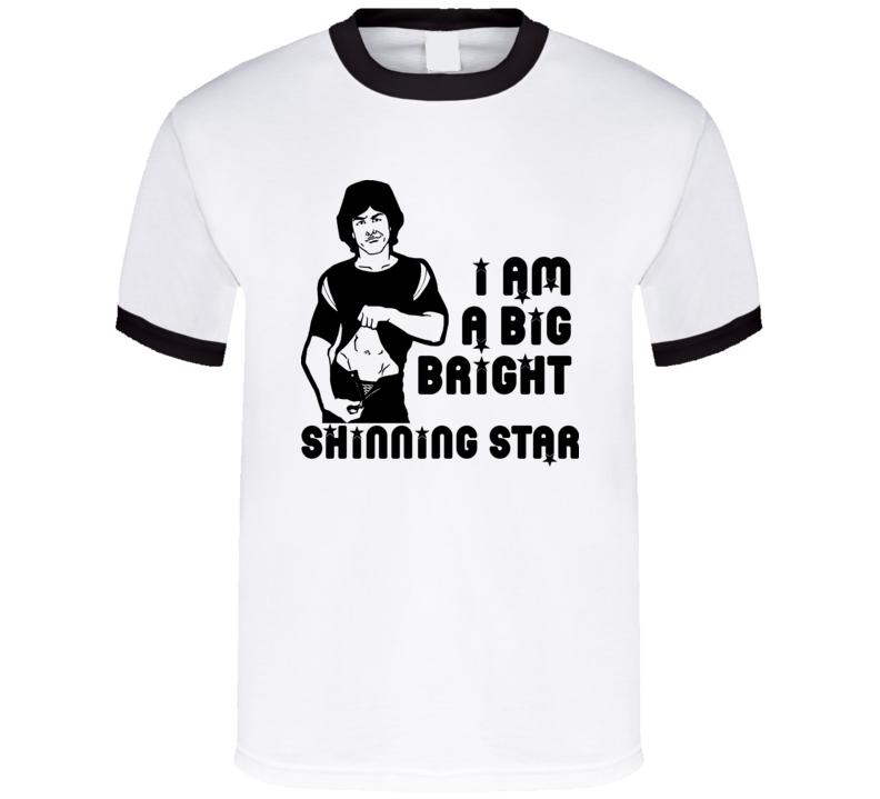 Boogie Nights Shinning Star Movie T Shirt
