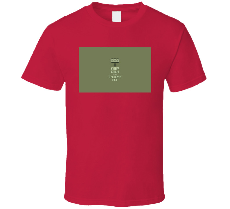 Calm Boy T Shirt