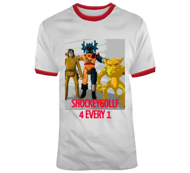 Shockey 2 T Shirt