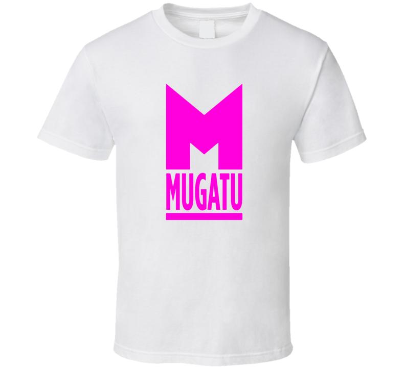 Mugatu Industries Logo Zoolander Movie Fan Gift T Shirt